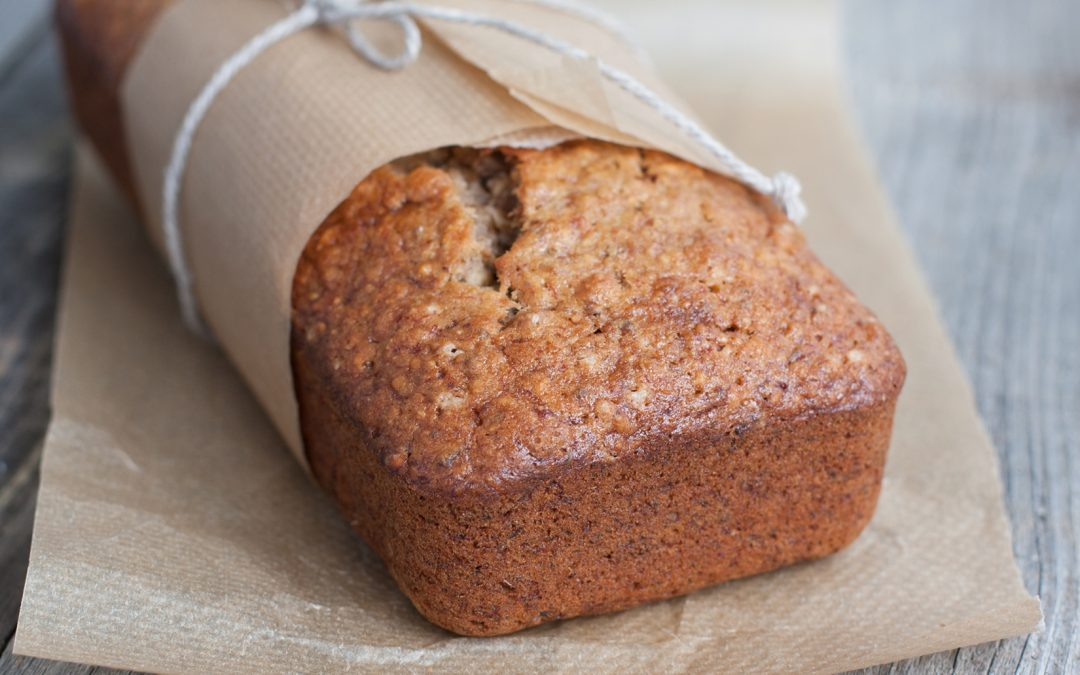 Ms. Josephine's Banana Bread Recipe