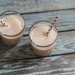 Chocolate Smoothie With No Added Sugar-My Kids' Favorite!