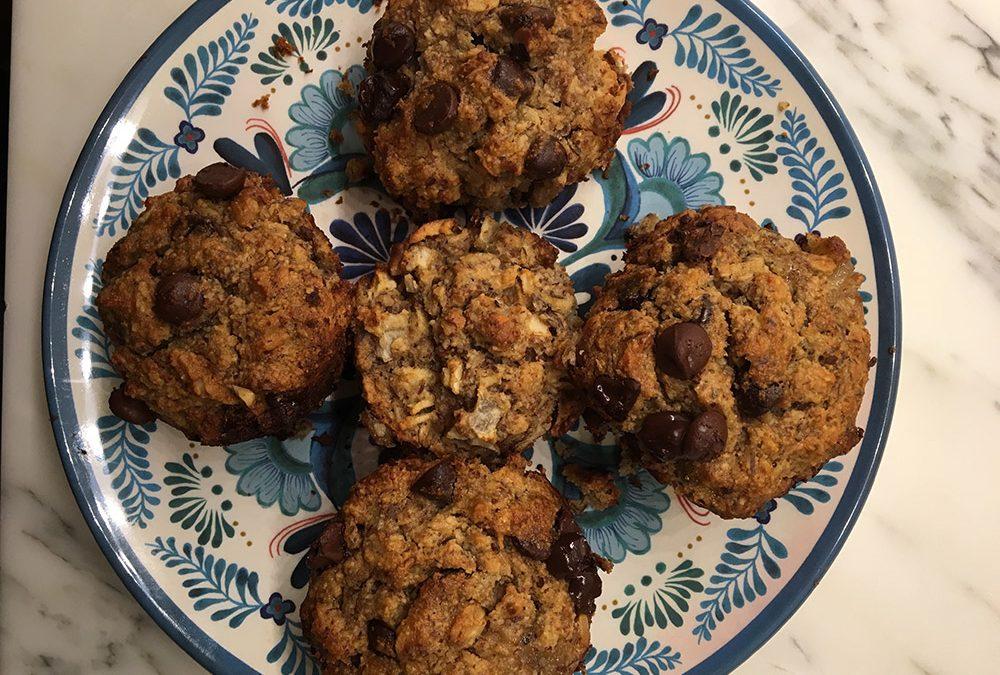 Antioxidant muffins