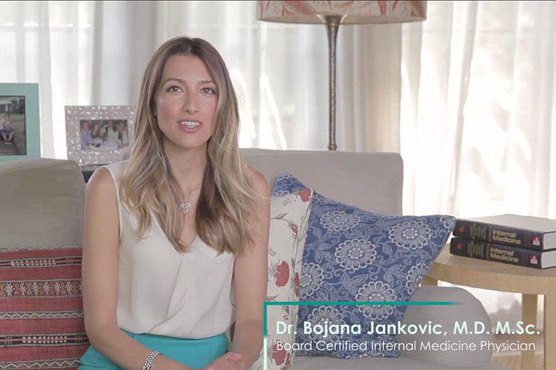 Meet Dr. Bojana Jankovic Weatherly
