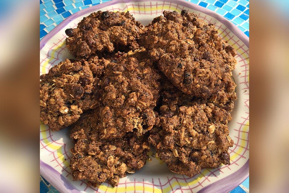 My Antioxidant Cookies