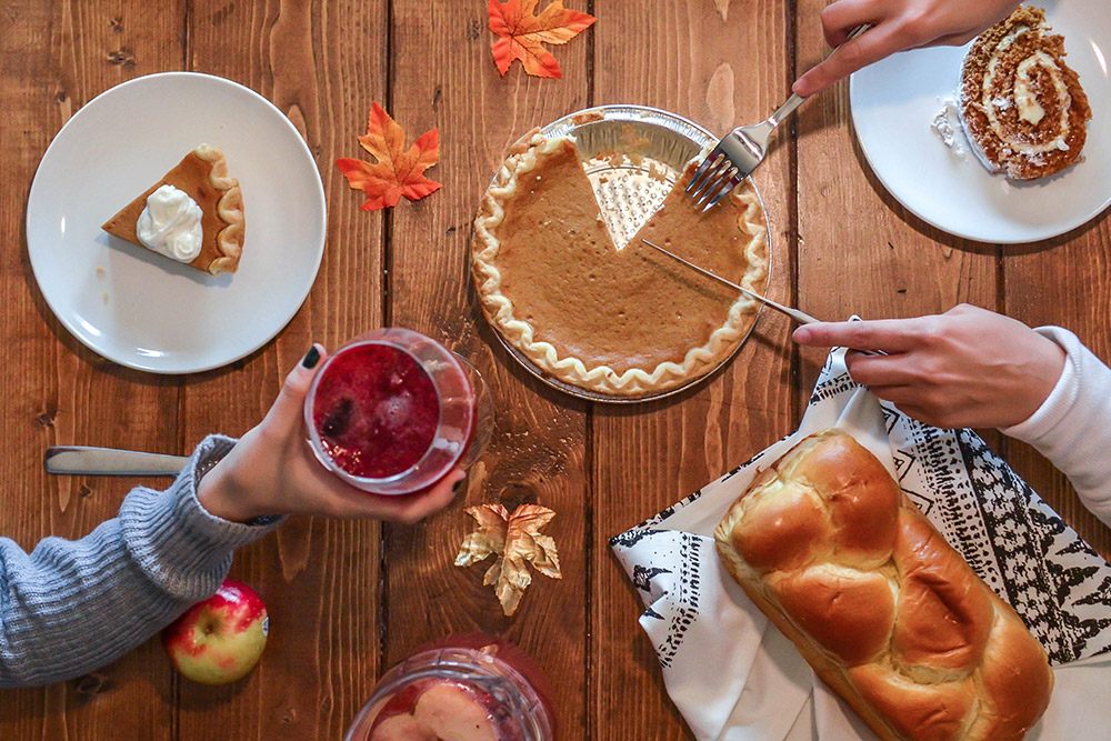 A Happy and Healthy Thanksgiving: It IS Possible