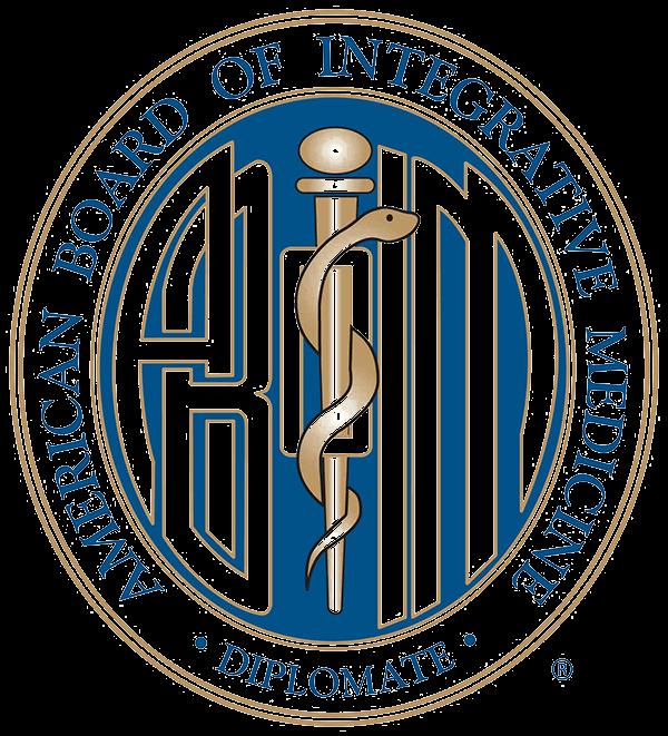 American Board of Integrative Medicine logo