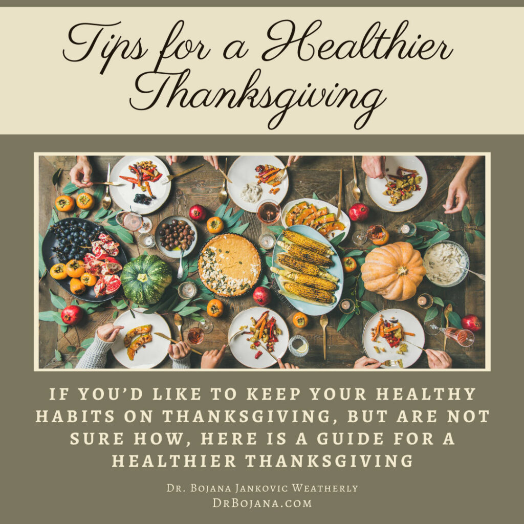Tips for a healthier Thanksgiving cover