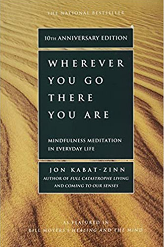 Where ever you go there you are book cover