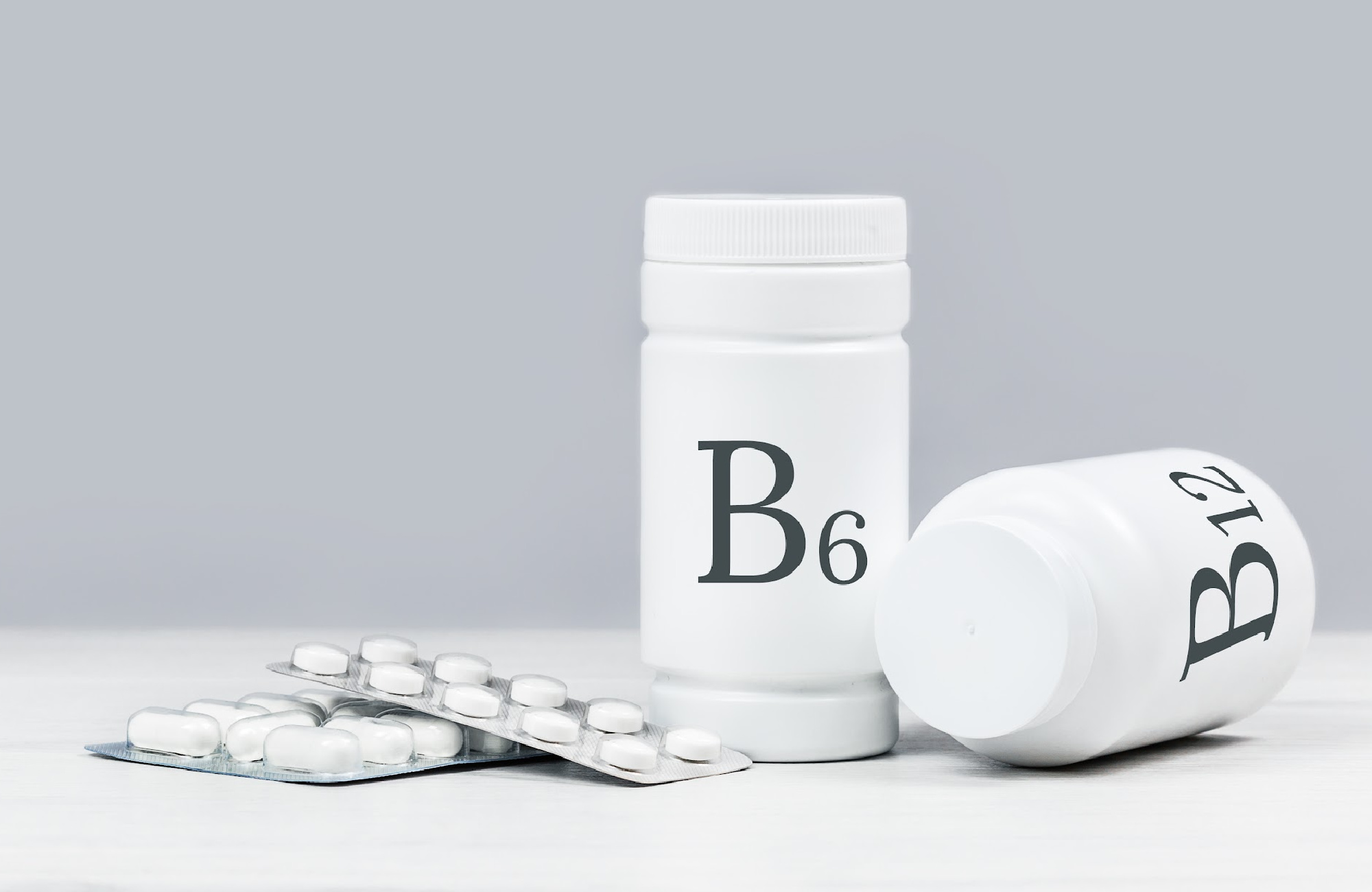 Are You Taking Too Much Vitamin B6+B12?